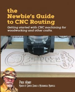 image of newbies guide to cnc routing